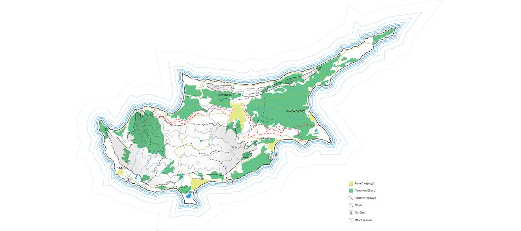 Cyprus Pavilion Proposal Venice Biennale - Venice biennale 2016 map